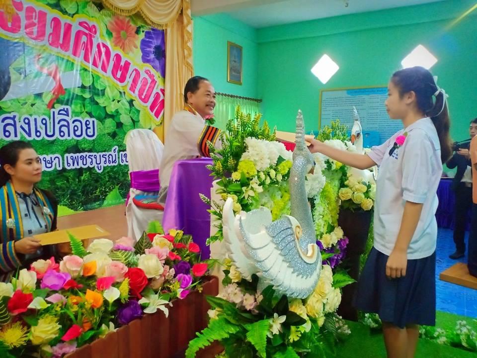 งานปัจฉิมนิเทศ ปีการศึกษา 2561
